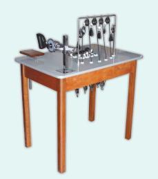 โต๊ะสำหรับบริหารมือ ข้อมือ และแขน VS5007